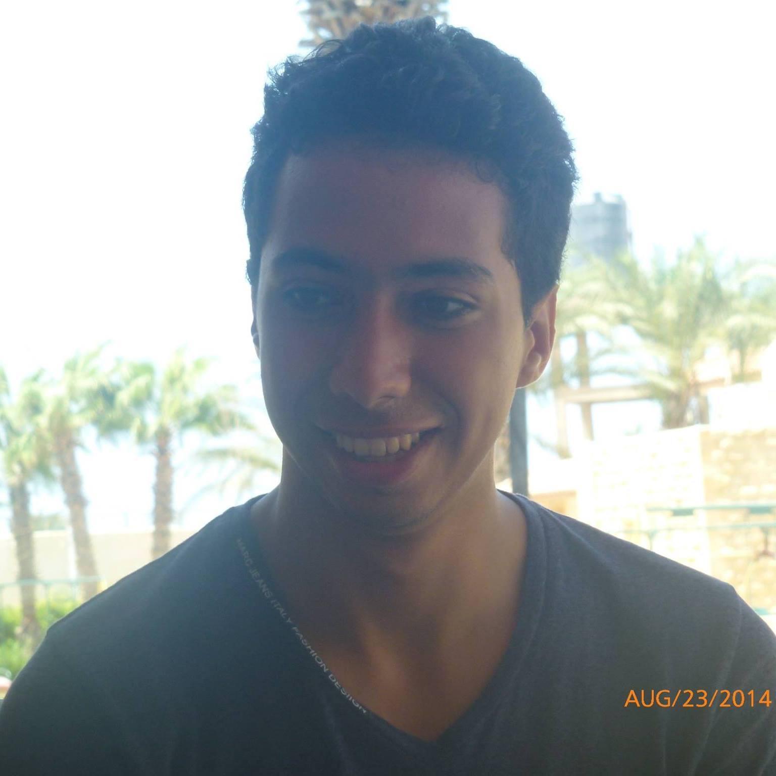 AbdEl-Rahman Mar'ey avatar