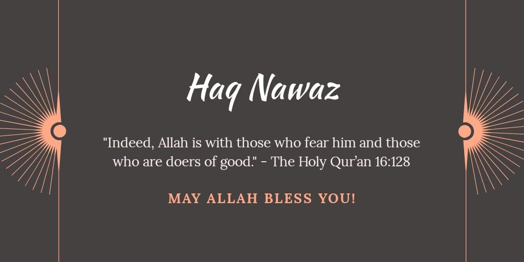 Haq Nawaz avatar