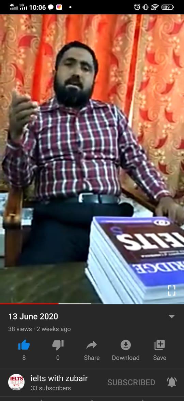 MUHAMMAD ZUBAIR SABIR avatar
