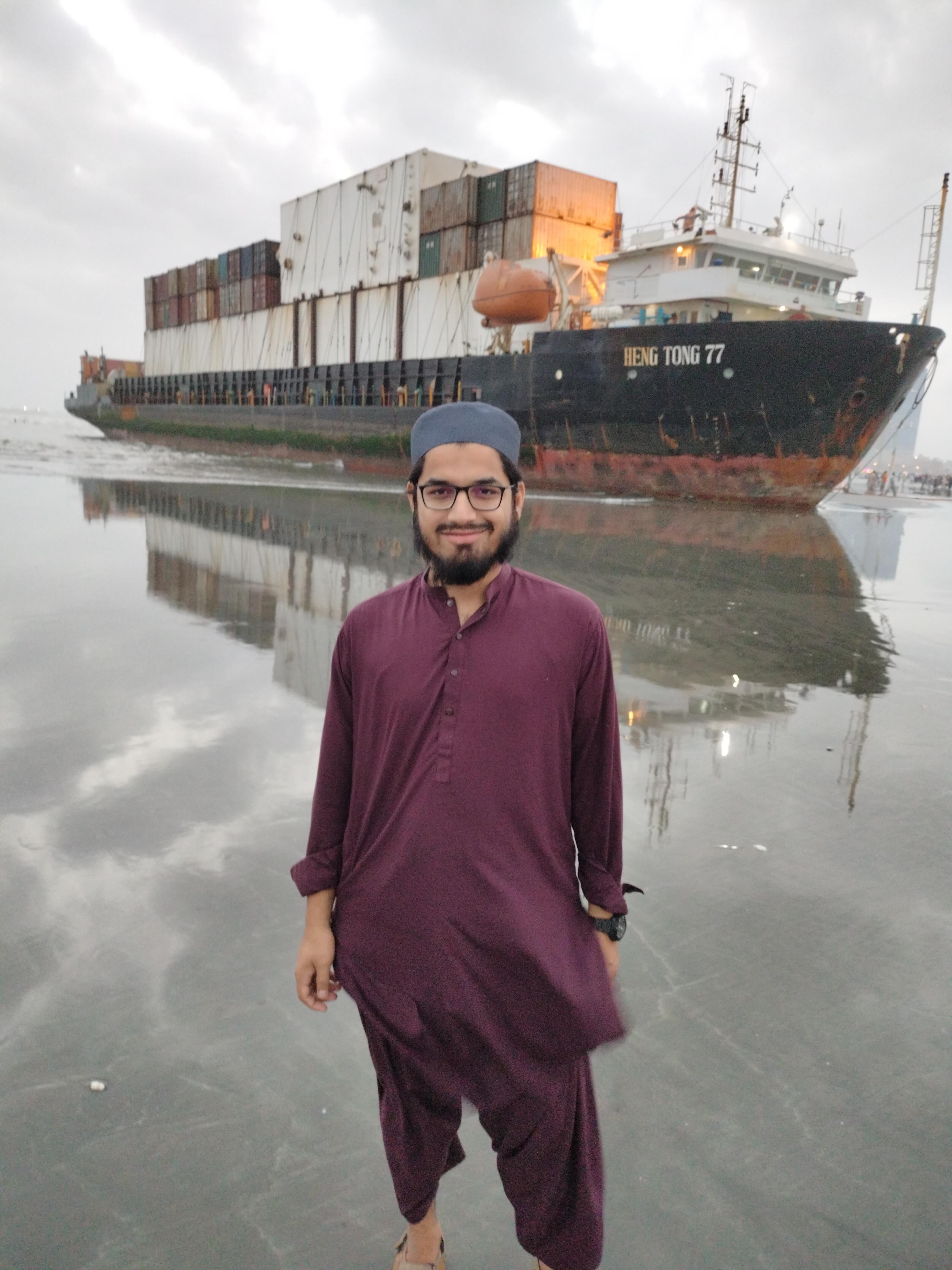 Muhammad Saad avatar