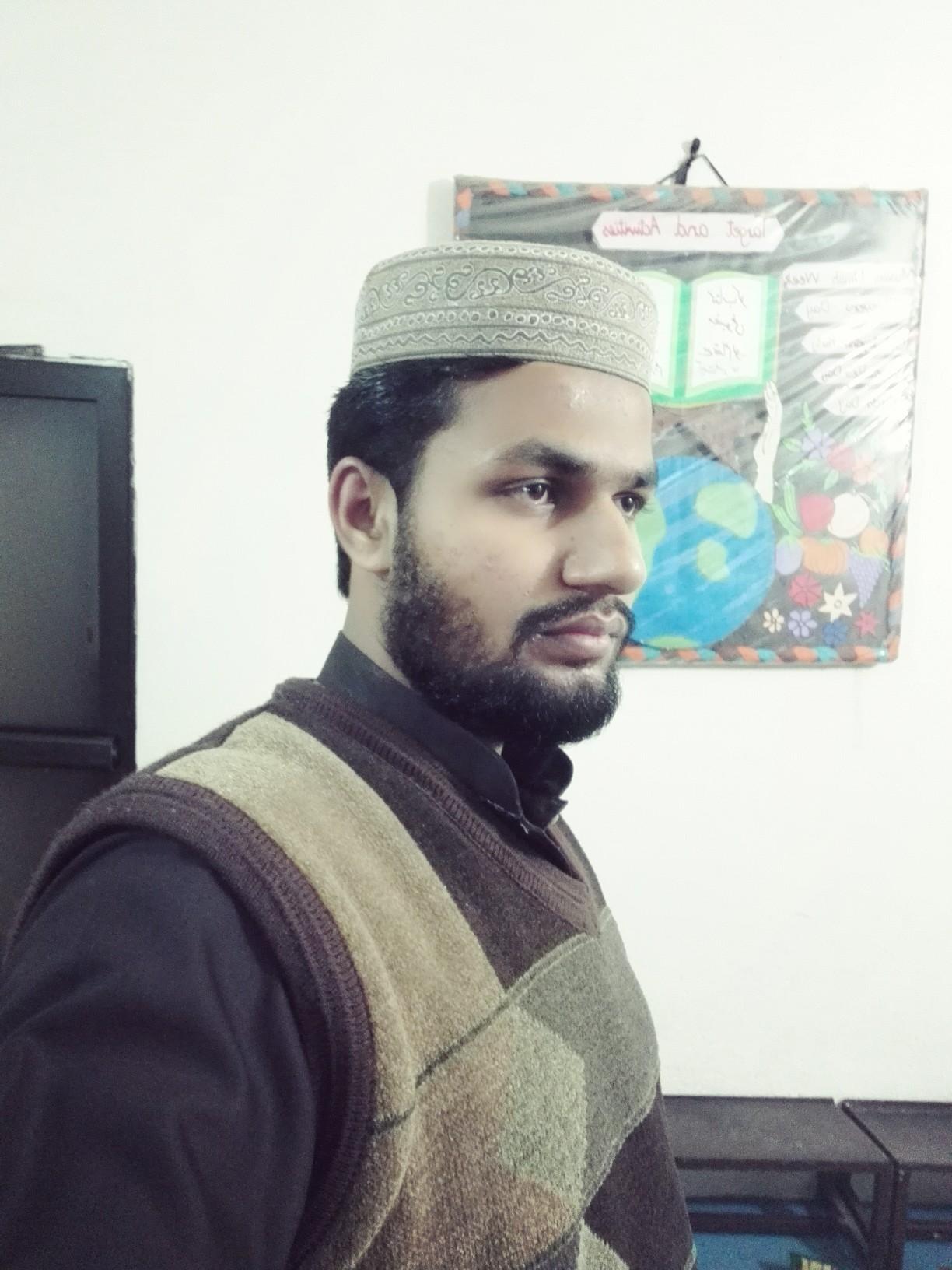 Inamullah Farooqi avatar
